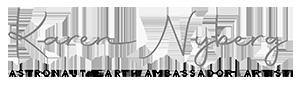 Astronaut Karen Nyberg logo